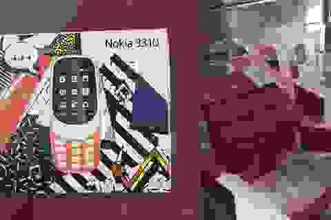 Cảnh giác với Nokia 3310 giá rẻ đang bán tràn lan trên thị trường