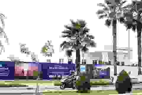 Đà Nẵng đình chỉ thi công khu đô thị biển lớn nhất miền Trung