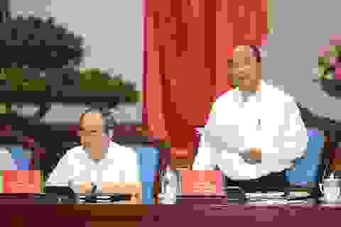 Thủ tướng lo vì sức vươn của TPHCM đang chậm lại
