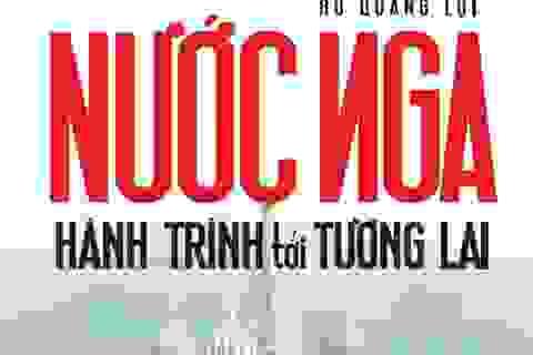 Nước Nga trong trái tim tôi…