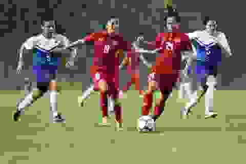 Tuyển nữ Việt Nam, Thái Lan, Myanmar đặt mục tiêu HCV SEA Games 29