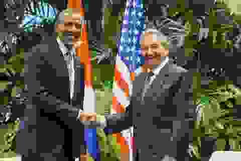 Quan hệ Cuba - Mỹ: Dòng chảy thăng trầm của lịch sử