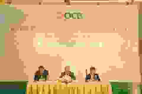 Đại hội cổ đông ngân hàng OCB: Chia cổ tức 10%