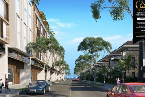 Ocean Dunes Phan Thiết: Mở bán ưu đãi khu phố thương mại đẹp nhất dự án