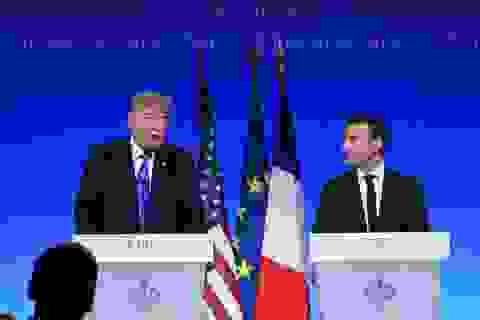 Ông Trump nói Mỹ có thể tham gia lại Hiệp định Paris về khí hậu