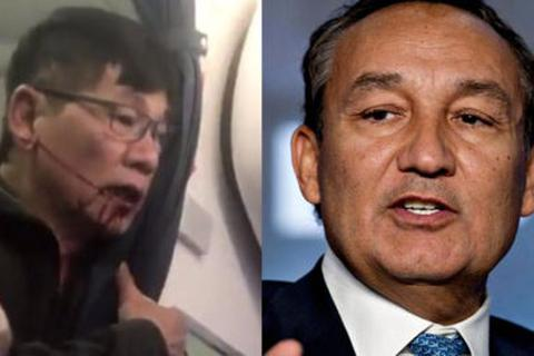 Giám đốc hàng không Mỹ lên truyền hình xin lỗi vụ hành khách bị lôi khỏi máy bay