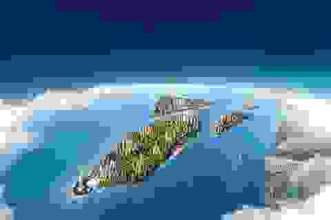 """Tỷ phú Trung Quốc xây """"thành phố rừng"""" trên 4 hòn đảo nhân tạo tại Malaysia"""