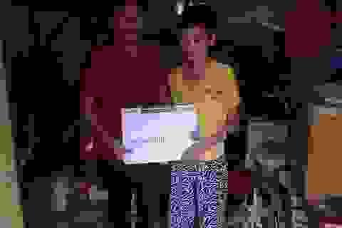 Gần 100 triệu đồng đến với chị Trần Thị Kim Dung