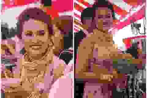 """""""Choáng"""" với đám cưới xa hoa bậc nhất ở Đồng Nai"""
