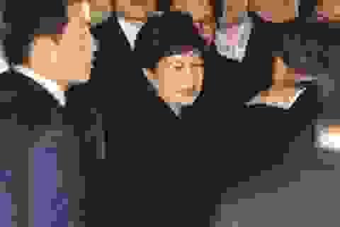 Cựu Tổng thống Hàn Quốc bị thẩm vấn suốt 14 giờ liền