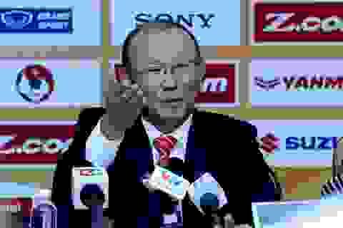 HLV Park Hang Seo chốt danh sách tuyển Việt Nam, nhiều cầu thủ trẻ được gọi