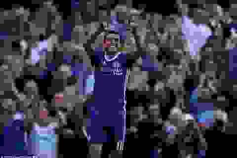 Chelsea 5-1 Sunderland: Quà đẹp cho ngày nhận cúp