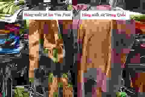Vụ Khaisilk: Cách phân biệt lụa Việt và lụa Trung Quốc
