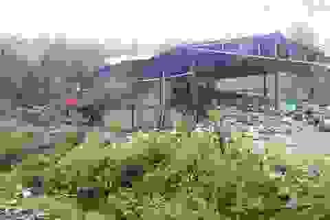 Phạt Công ty Tâm Sinh Nghĩa vì không lập Báo cáo quản lý chất thải nguy hại