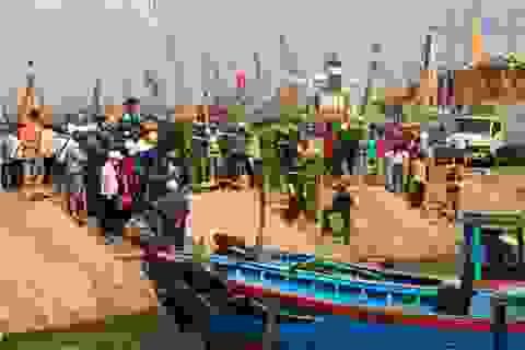 Ngư dân phát hiện thi thể chết bất thường nổi trên biển