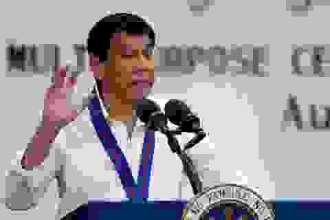 Tổng thống Philippines muốn san phẳng thành phố bị chiếm đóng