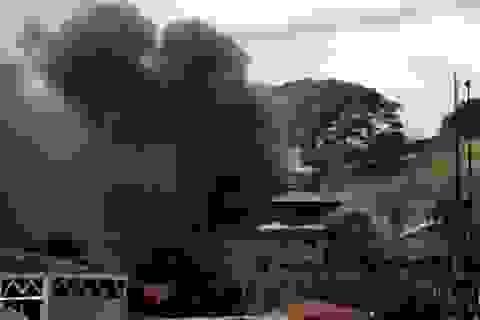 Phiến quân thân IS bị bao vây ở thành phố của Philippines
