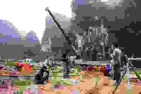 Vì sao Quảng Ninh, Ninh Bình không có tour tới phim trường Kong: Skull Island?