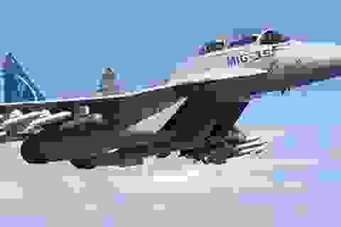 Nga chuẩn bị bay thử nghiệm chiến đấu cơ Mig-35