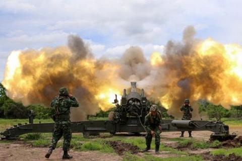 Mỹ phát triển loại siêu vũ khí không chứa thuốc nổ