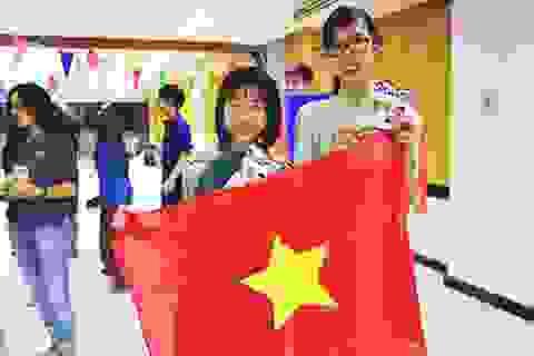Tết của những cô gái đi tình nguyện ở nước ngoài