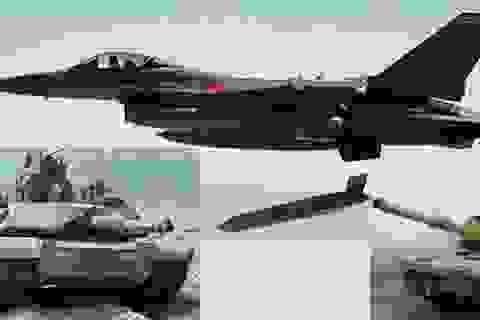 Tăng M1A2 Mỹ đến Baltic, F-16 chực phóng tên lửa tới Moscow