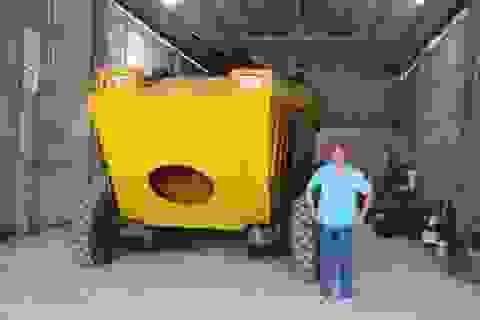 Xe bọc thép Made in Vietnam bán đồng nát: Hồi kết đắng