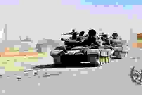 """Syria, Thổ tận lực tấn công, Nga """"tọa sơn quan hổ đấu"""""""