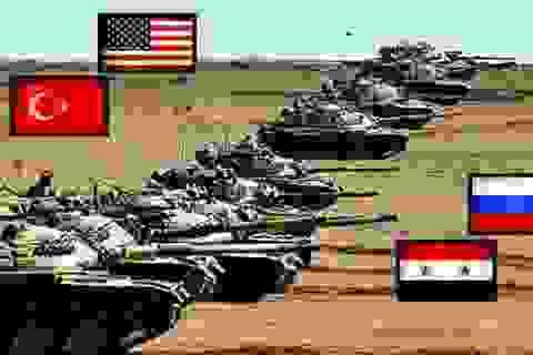 """Kẻ hai mặt"" nguy hiểm nhất ở Syria"
