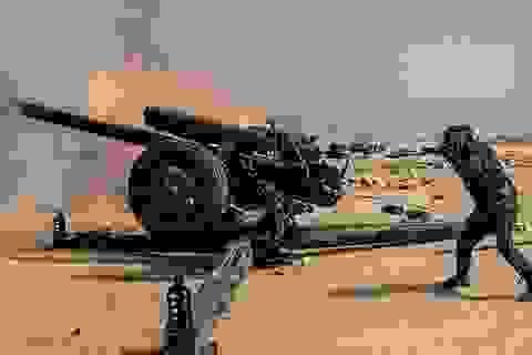 Syria phá hủy các trung tâm huấn luyện của Al Nusra ở tỉnh Homs