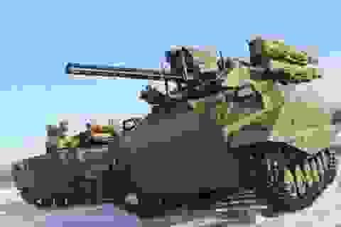 Uran-9 đến ở Syria: Dấu chấm hết cho IS