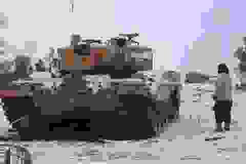 FSA bỏ vũ khí tháo chạy tại Syria