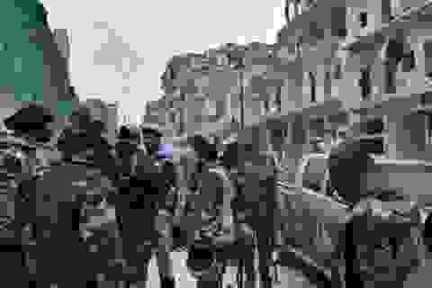 Mỹ bị đồng minh ở Syria đâm sau lưng