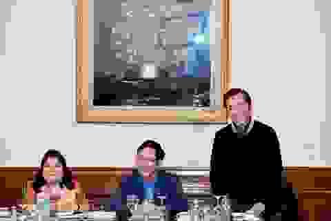 Đại sứ Phạm Sanh Châu ứng cử Tổng giám đốc UNESCO