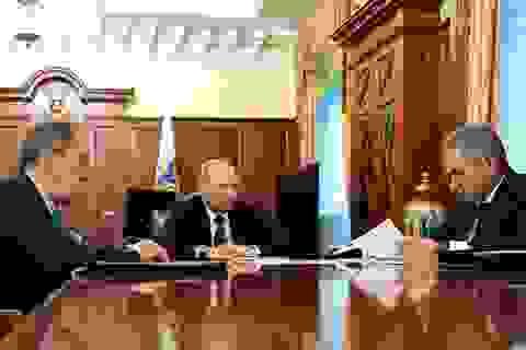 """Nga """"có lãi"""" lớn tại Syria!"""