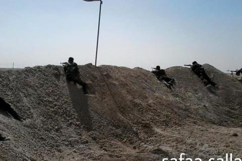 Iraq xuất binh sang Syria cứu nguy Mosul?