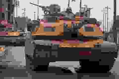 Mỹ quên cấp một thứ khiến người Kurd dễ bại ở Raqqa