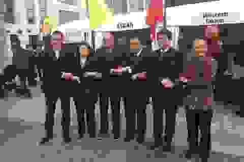 Việt Nam tham gia Hội chợ đêm ASEAN 2017 ở New Zealand