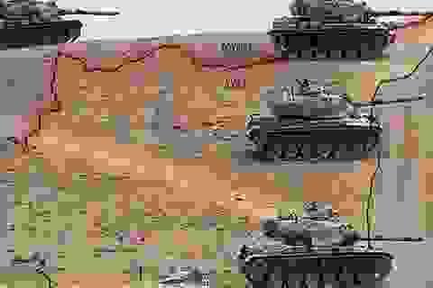 Canh bạc mới của Thổ tại Trung Đông: Chiếu tướng Mỹ
