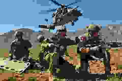 Mỹ lại nhảy dù xuống Deir Ezzor, SAA thêm nguy cơ mới