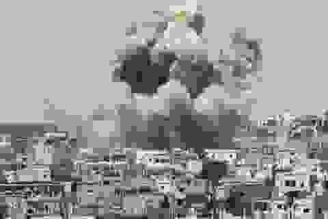 Quân chính phủ Syria liên tiếp thất bại nhiều nơi