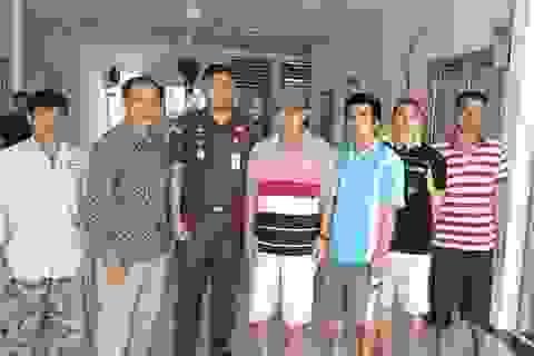 5 thuyền trưởng ở Indonesia cam kết ngừng tuyệt thực