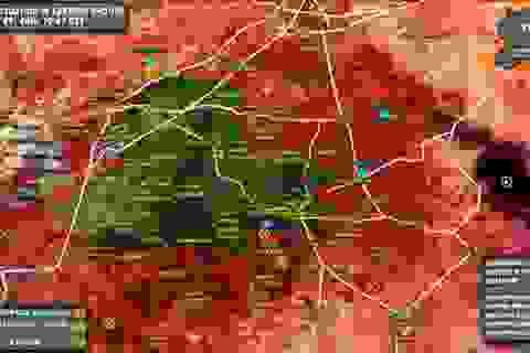 Thỏa thuận ngừng bắn Syria: Cách Nga lựa chọn chiến trường mới