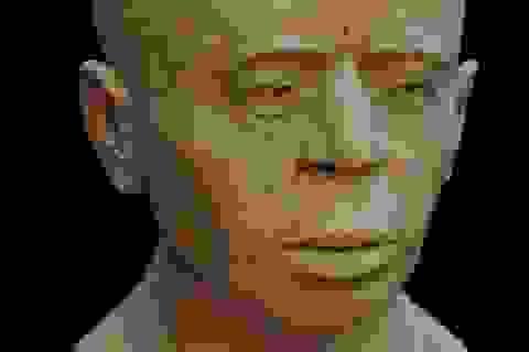 Lần đầu tiên tiết lộ khuôn mặt của người đàn ông 9.500 tuổi