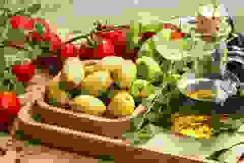 Chế độ ăn Địa Trung Hải có thể có những ảnh hưởng lâu dài đến sức khỏe não bộ