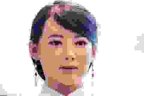 Tiết lộ thú vị về rô-bốt giống người thật của Trung Quốc