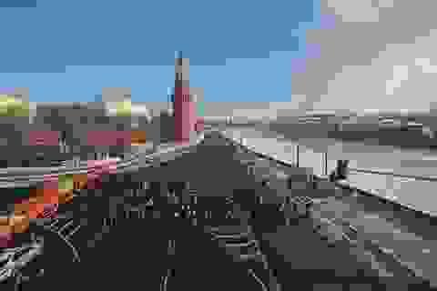Độc đáo cuộc diễu hành xe đạp dưới trời lạnh âm 28 độ C