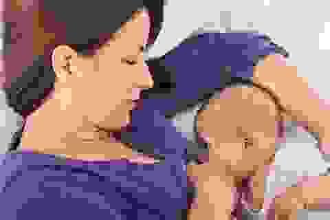 Trẻ sơ sinh bú mẹ không nhận đủ Vitamin D