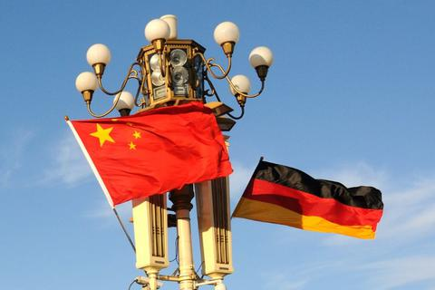 Trung Quốc vượt Mỹ, trở thành đối tác thương mại hàng đầu của Đức