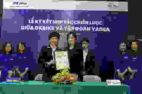 DKBike phân phối độc quyền xe điện YADEA và AIMA tại Việt Nam